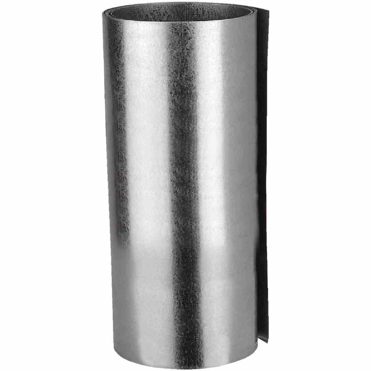 NorWesco 14 In. x 50 Ft. Mill Galvanized Roll Valley Flashing Image 1
