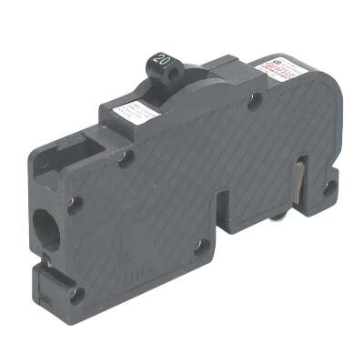 Connecticut Electric 15A Single-Pole Standard Trip Packaged Replacement Circuit Breaker For Zinsco