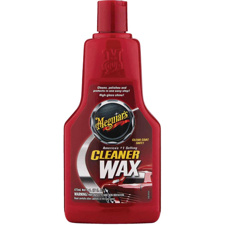 Meguiars 16 Oz. Liquid Car Wax Image 1
