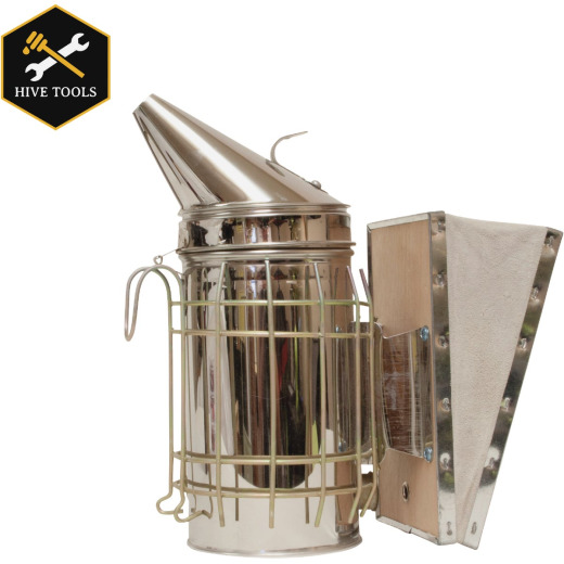 Little Giant 4 In. W. x 7 In. L. Stainless Steel Smoker Beehive Tool