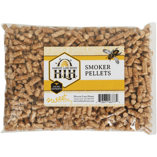 Little Giant 6.75 In. W. x 1.5 In. H. x 9.5 In. L. Burlap Smoker Fuel Beehive Tool